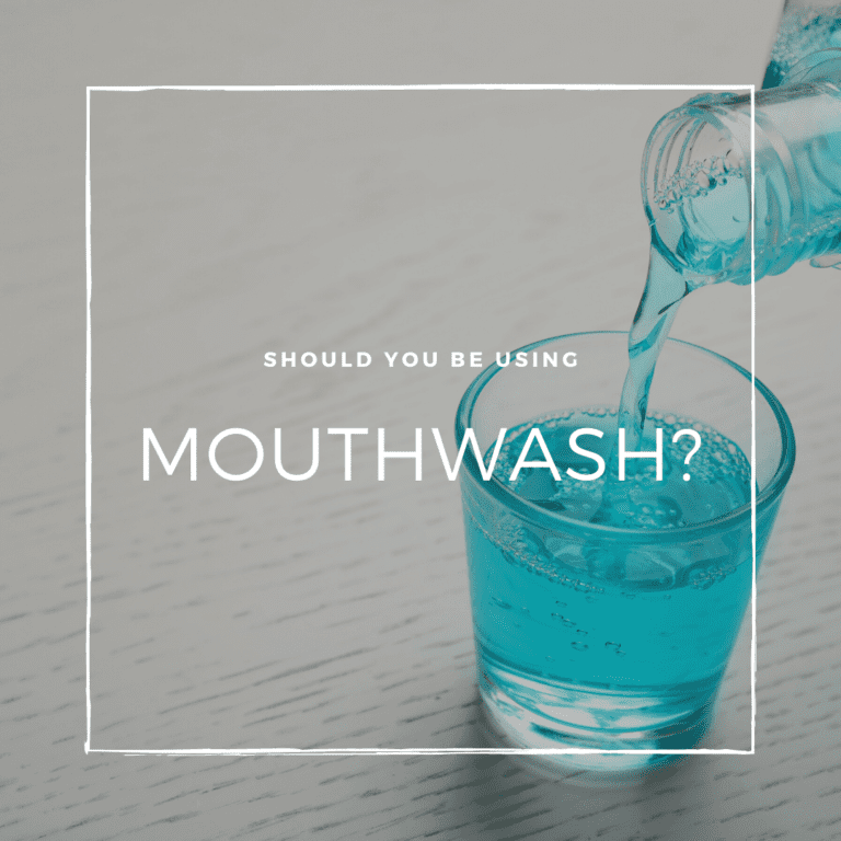 Should You Be Using Mouthwash